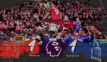 Manchester United 1-1 Everton : insuffisant, une nouvelle fois