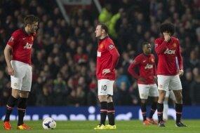 Report :  United 0 City 3