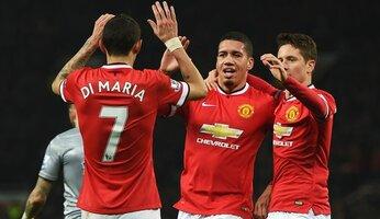 Report : United 3 Burnley 1