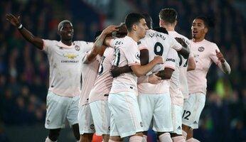 Crystal Palace 1 Man Utd 3 : United ne flanche pas