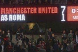 Report : United 7 Roma 1