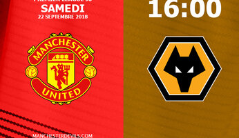 Preview : Manchester United vs Wolverhampton