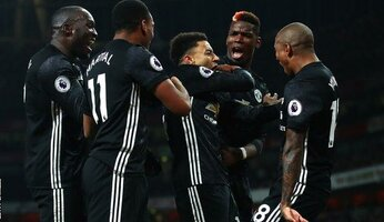Arsenal 1 United 3 : Lingard et De Gea au top