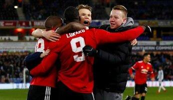 Huddersfield 0 United 2 : Lukaku brise les Terriers