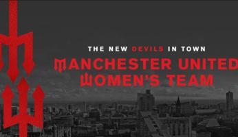 Manchester United a son équipe féminine !