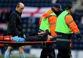 Les ligaments pour Keane