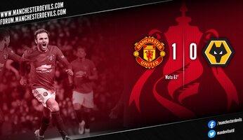 Manchester United 1-0 Wolverhampton : United brise la série