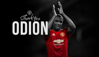 Ighalo quitte Manchester United