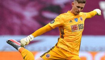 Dean Henderson reste à Sheffield jusqu'à la fin de la saison