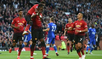 Manchester United 2 Leicester 1 : décollage réussi