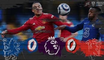 Chelsea FC 0-0 Manchester United : nul et vierge, encore