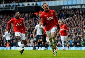 Report : Tottenham 2 United 2