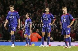 Report : Arsenal 2 United 1