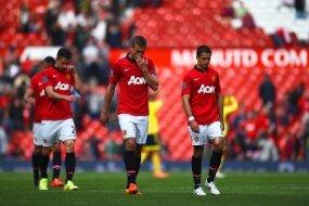 Report : United 0 Sunderland 1