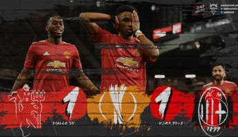 Manchester United 1-1 AC Milan : frustrant, mais logique