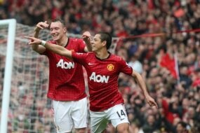 Report: Manchester United 2-1 Swansea