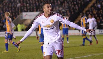 Report : Shrewsbury Town 0 United 3
