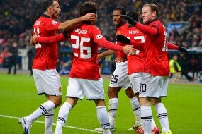 Report : Bayer Leverkusen 0 United 5