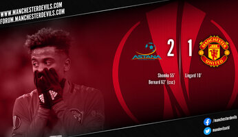 Astana 2 Manchester United 1 : les jeunes toussent au Kazakhstan