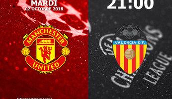 Preview : Manchester United vs Valencia CF