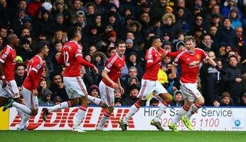Report : Watford 1 United 2