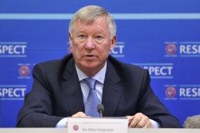 Un rôle à l'UEFA pour Sir Alex