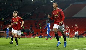 Premier League : Manchester United s'est imposé face à Brighton