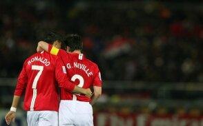 """Neville : """"Cristiano est une brute"""""""