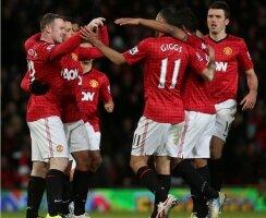 Report :  United 4 Fulham 1