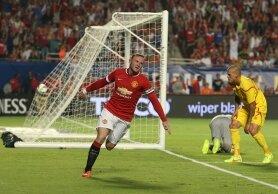 Report : United 3 - 1 Liverpool