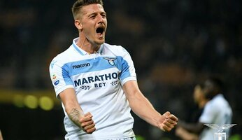 Milinkovic-Savic en route pour Old Trafford?