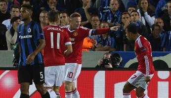 Report : Bruges 0 United 4