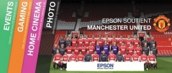 Grand concours EPSON et Manchester United !