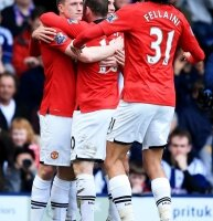 Report : West Brom 0 United 3