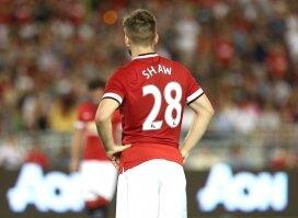 Interview : Luke Shaw