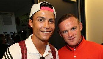 Wayne vote Ronaldo