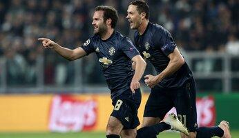 Juventus 1 Man Utd 2 : United au finish!