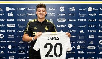 Daniel James s'en va à Leeds United