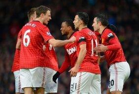 Réactions : United 2 Everton 0