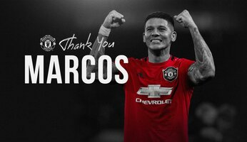 Marcos Rojo quitte Manchester United